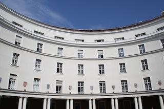 Rathaus Wilmersdorf-Ehrenhof