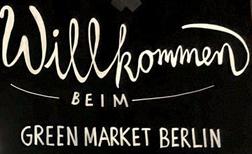 The Green Market Berlin - Veganer Lifestyle- und Street-Food-Markt in Berlin