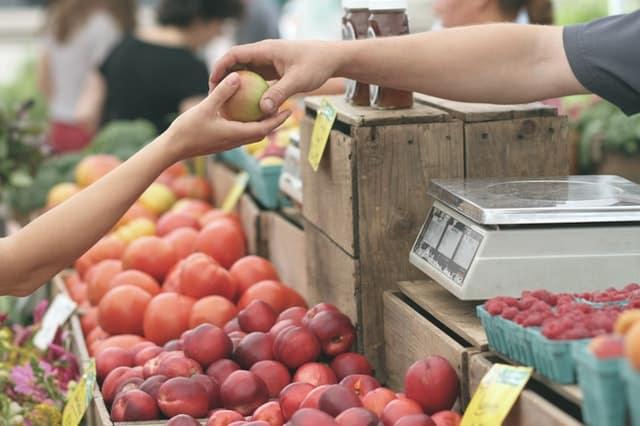 Märkte in Bremen mit frischem Obst und Gemüse