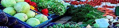 Regional und gut einkaufen auf dem Ökomarkt Charlottenburg