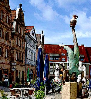Wochenmärkte und Regionalmärkte in Fürth