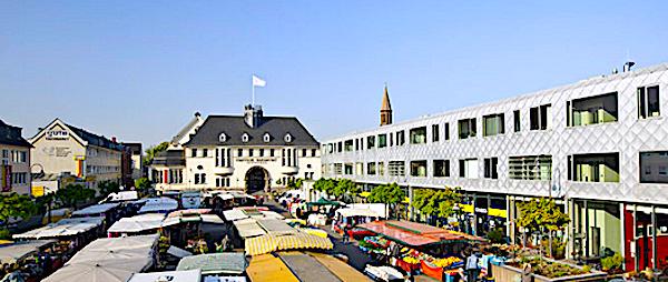 Liste aller Wochenmärkte in Köln