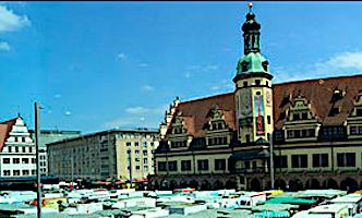 Märkte in Leipzig