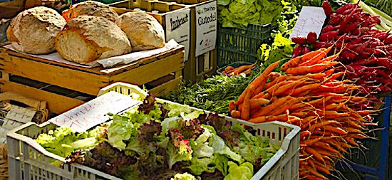 Regensburger Wochen- und Regionalmarkt