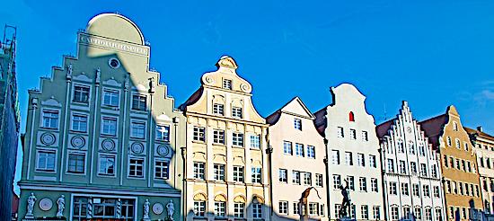 Regional- und Bauernmärkte in Augsburg
