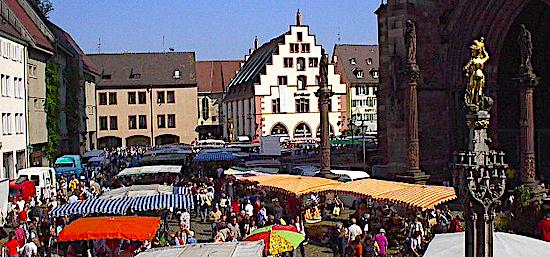 Freiburger Bauernmärkte